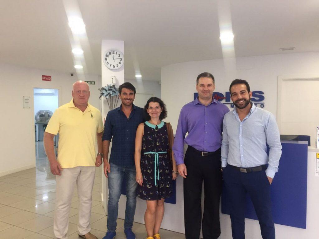 Artem Vorobyov visit our clinic